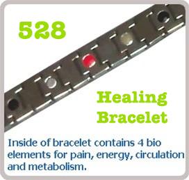 528 Healing Bracelet