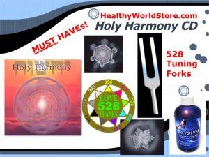 528 Revolution The Holy Spirit, 528 and E=mc2 - 528 Revolution
