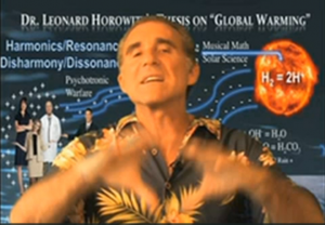 "View Dr. Leonard G. Horowitz's 15-minute ""Natural Solution to Global Warming"" on Vimeo's ""Revolution Television Channel"""