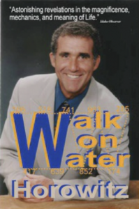 walk on water by sherri kane and leonard horowitz, Horokane