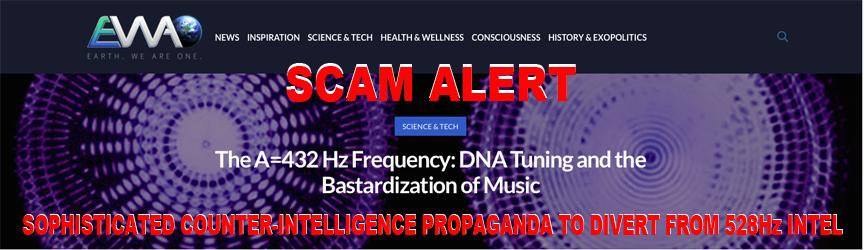 432 hertz Scam Alert
