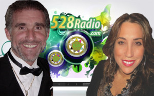528Radio.com banner with Dr. Horowitz and Sherri Kane.