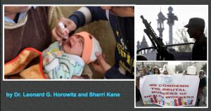 Pakistani Vaccination Massacre by Sherri Kane and Dr. Leonard Horowitz
