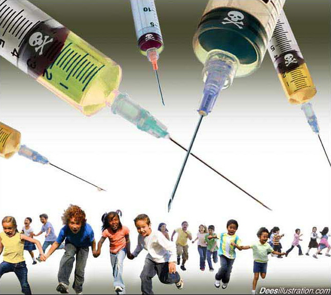 http://prof77.files.wordpress.com/2012/01/david_dees_kids_flee_deadly_vaccines-647w577h.jpg