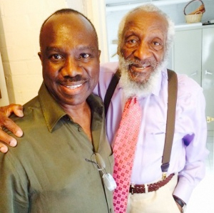 Dick Gregory Carl Nelson